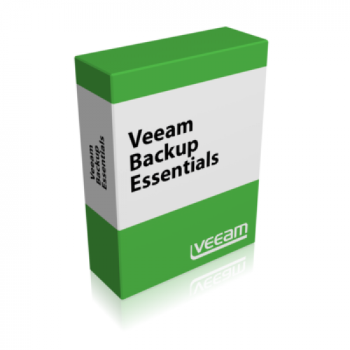 Veeam Backup Essentials v9.5 Enterprise Edition