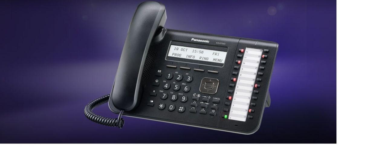 Panasonic KX-DT 543 Digital Telephone