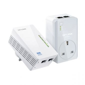 TP-LINK TL-WPA4226KIT AV600 Powerline Wi-Fi Kit