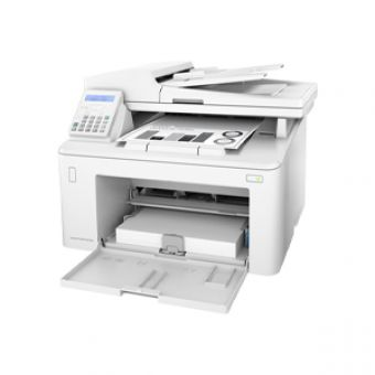 HP LaserJet Pro MFP M227fdn Multifunction Fax Printer