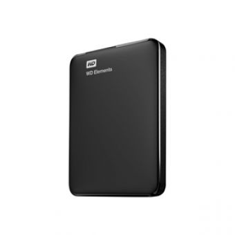 WD Elements Portable 1TB External Hard Drive