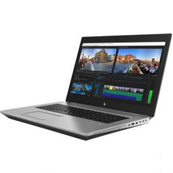 HP ZBook 17 G5 Mobile Workstation (Intel i7) - 1TB HDD