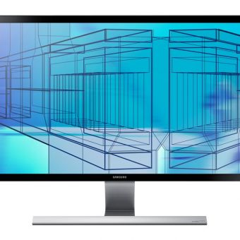 """Samsung UD590 Series U28E590D 28"""" Monitor DisplayPort, HDMI"""