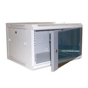 6U - 500m Deep Wall Mount Cabinet