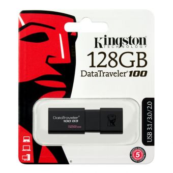 Kingston DataTraveler 100 G3 (128GB)