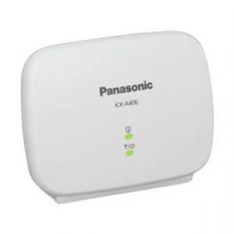 Panasonic KX-A406UK 4 Channel DECT Repeater (with HD Voice Suport)