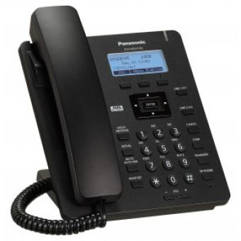 Panasonic KX-HDV130X 4 Line Backlit Display SIP Handset with HD Voice