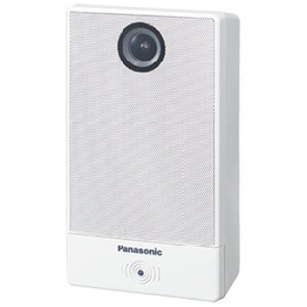 Panasonic KX-NTV150NE - SIP Camera and Doorphone - PoE and WiFi