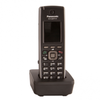 "Panasonic UDT111 SIP DECT Phone - 1.8"" Colour LCD display"