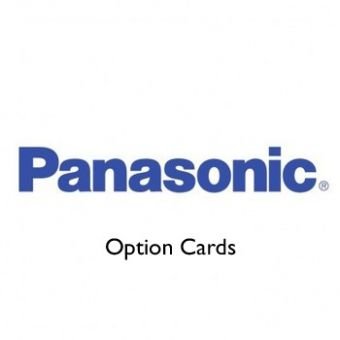 Panasonic KX-NS5110X VOIP DSP-S Card - 63 Channels