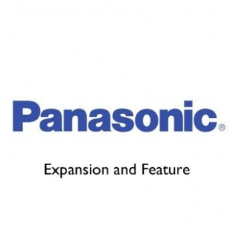 Panasonic KX-NSM102W 2CH SIP Trunk H.323