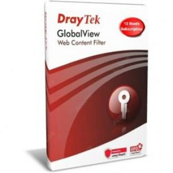 DrayTek Web Content Filtering - Type A - 12 Months