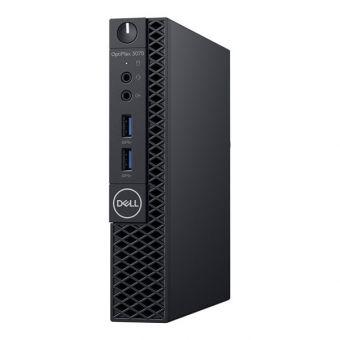 Dell OptiPlex 3070 - Desktop Micro Form (i3 4GB 128GB SSD, HDMI, DP)