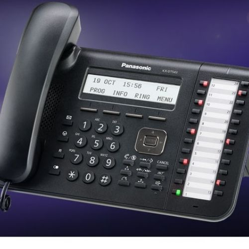 Panasonic Kx-dt543 инструкция скачать - фото 5